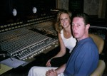 In the studio with Bart Herbison